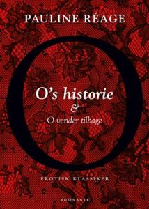 """Bogen """"O's historie"""" af Pauline Réage"""